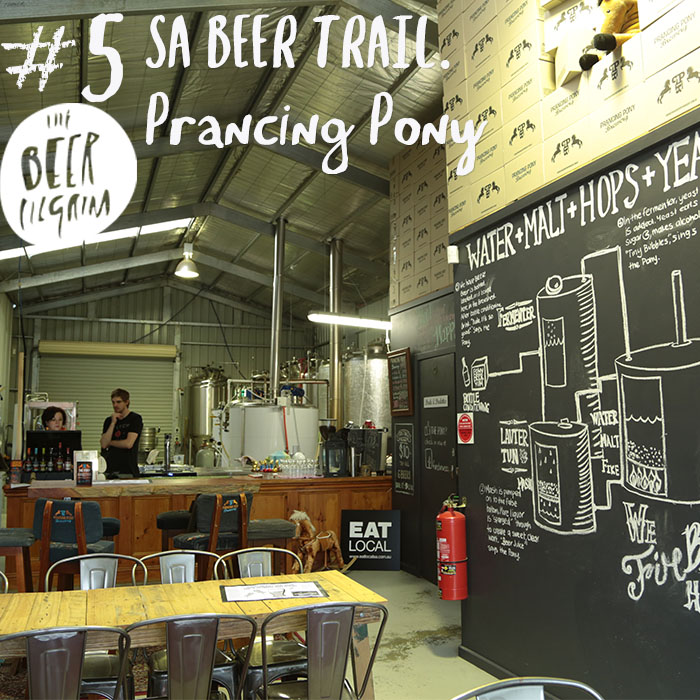 #5 Prancing Pony - SA Beer Trail