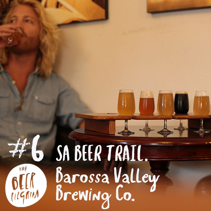 #6 Barossa Valley Brewing Co. - SA Beer Trail