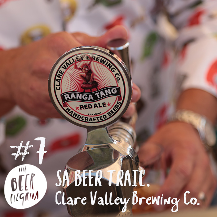 #7 Claire Valley Brewing Co. - SA Beer Trail