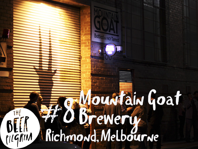 08 - Mountain Goat Brewery - Melbourne Ber Guide