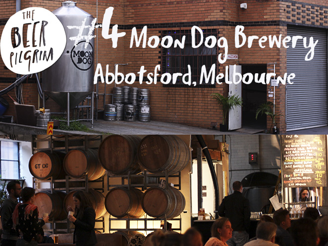 4 - Moon Dog Brewery - Beer Guide Melbourne