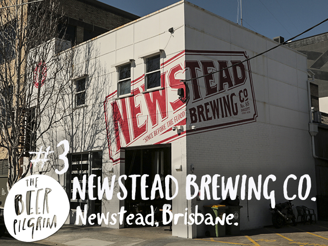 3 Brissy Beer Guide, Newstead