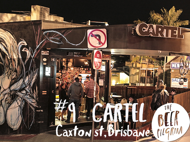 9 Brisbane beer guide Cartel