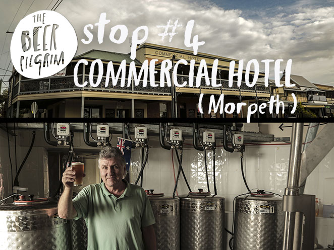 Stop 4 Commercial Hotel Morpeth
