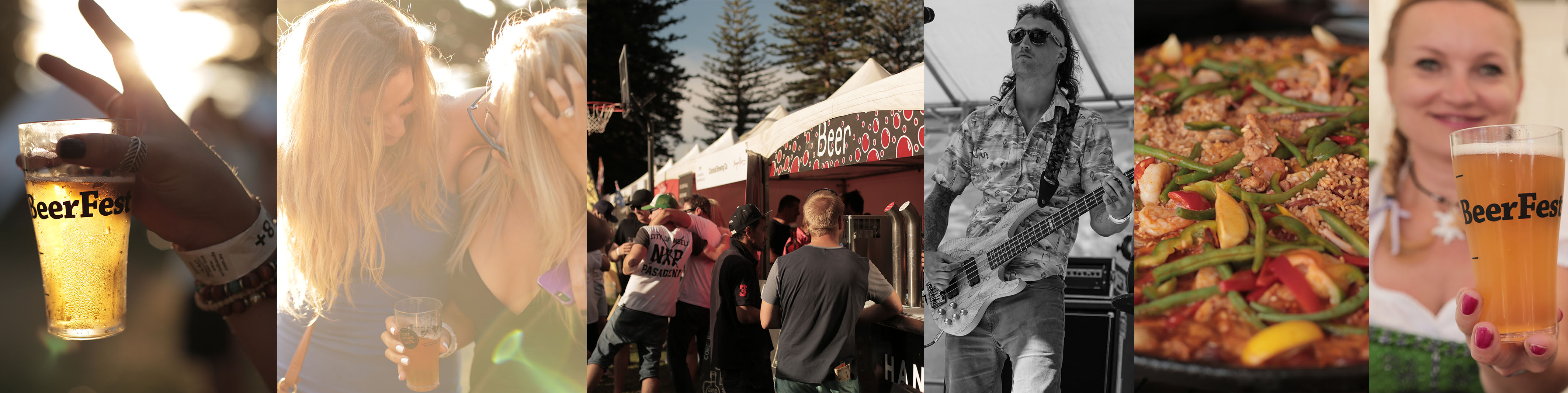 freo beer fest collage