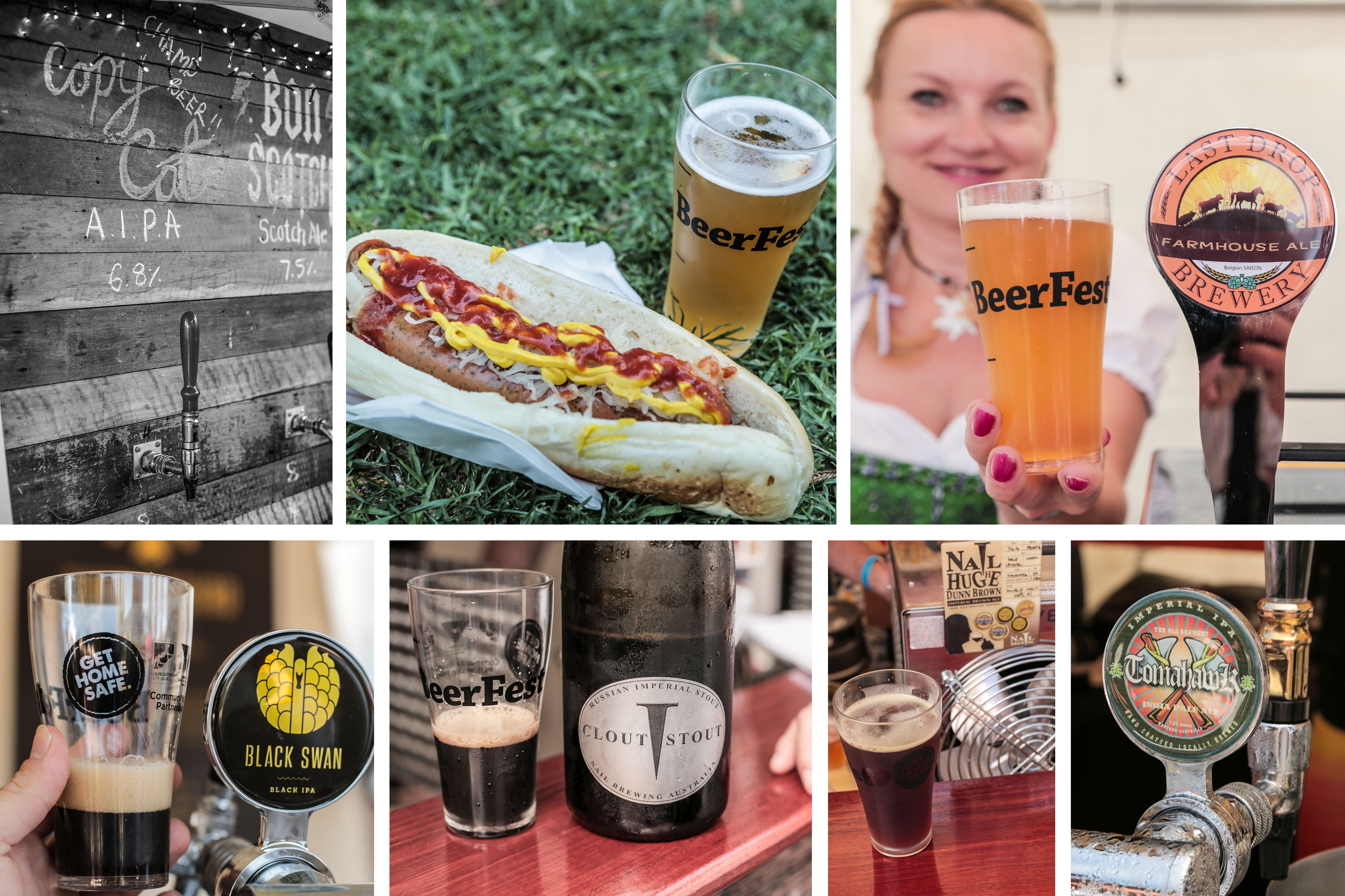 freo beers collage