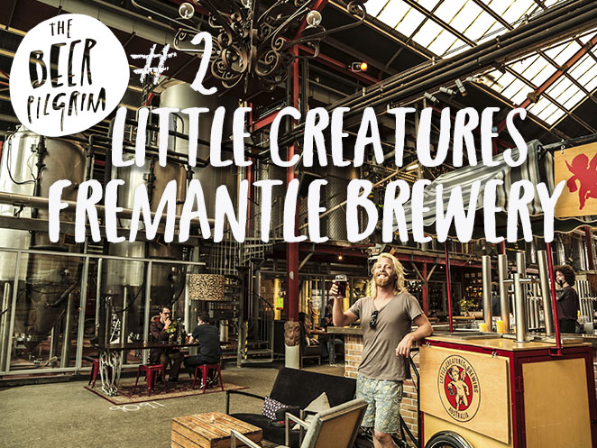 Freo #2 - Little Creatures