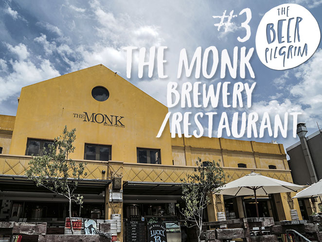 Freo #3 - The Monk