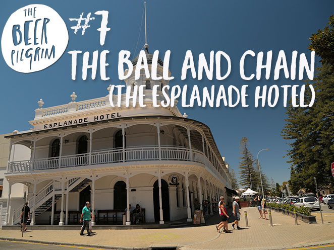 Freo #7 - Ball and Chain